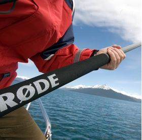 Rode Micro Boompole 3-Section Pole