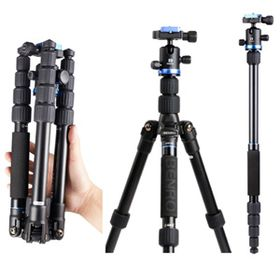 Benro iFoto Aluminium Tripod / Monopod with Ball Head FIF19AIB0