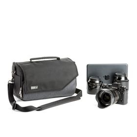 Think Tank Mirrorless Mover 25i Camera Bag in Pewter