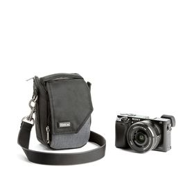 Think Tank Mirrorless Mover 5 Camera Bag in Pewter