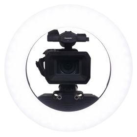 Ledgo R320C Bi-Color Flood Shoot-Through LED Ring Light
