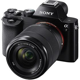 Sony A7 MKII & FE 28-70mm OSS Mirrorless Camera