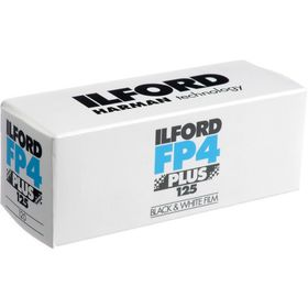Ilford FP4 Plus Black & White Negative Film (120 Roll Film)