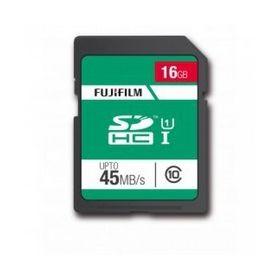 Fujifilm 16GB SDHC Memory Card UHS-I 45MBs class 10
