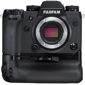 Fujifilm X-H1 Body with VPB-XH1 Vertical Power Booster Grip + 2x Batteries
