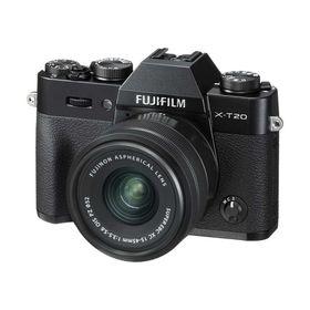 Fujifilm X-T20 with XC 15-45mm F3.5-5.6 OIS PZ