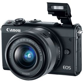 Canon EOS M100 & EF-M 15-45mm IS STM
