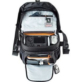 Lowepro NOVA 170 AW II, BLACK