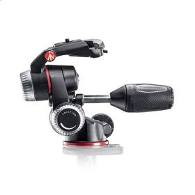 Manfrotto X-PRO 3-Way tripod head with retractable levers