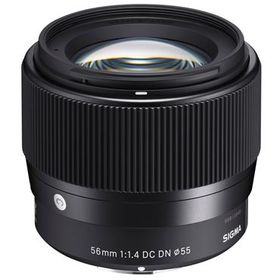 Sigma 56mm F1.4 DC DN Contemporary (Sony E-mount)