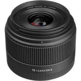 Sigma 19mm F2.8 DN (Sony E Fit)