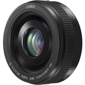 Panasonic Lumix G 20mm f/1.7
