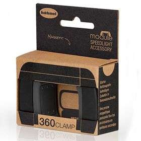 Hahnel Module 360 Magnetic Clamp (Speedlight Accessory)