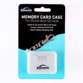 Summit Memory Card Case