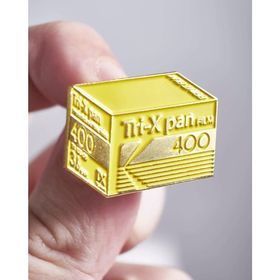 Kodak Tri-X Pan 400 35mm Film in Box Pin