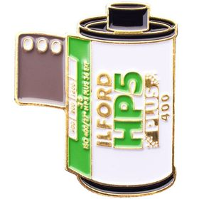 Ilford HP-5 Plus 400 35mm Film Cannister Pin