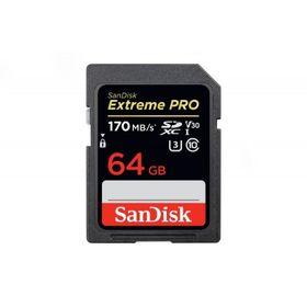 SanDisk 64GB Extreme PRO UHS-I SDHC