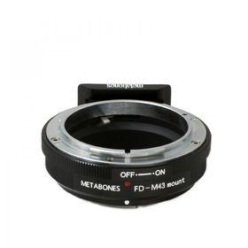 Metabones FD-MFT Adaptor