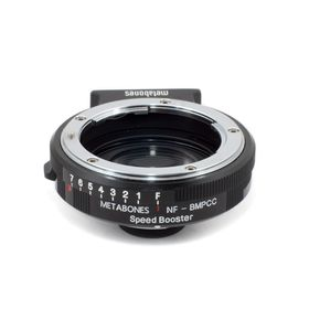 Metabones G-BMPCC Speed Booster