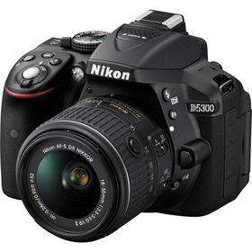 Nikon D5300 & 18-55mm AF-P G VR