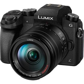 Panasonic LUMIX G7 & 14-140mm kit
