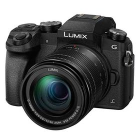 Panasonic LUMIX G7 + 12-60mm f/3.5-5.6 Asph