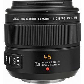 Panasonic Lumix 45mm f/2.8 LEICA DG Lens