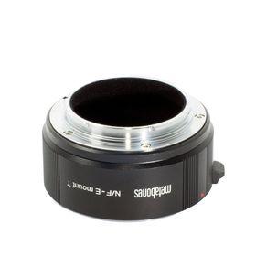 Nikon F Lens to Sony E-mount T Adapter II