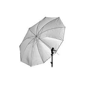 """Interfit Translucent Black/Silver Umbrella 33"""" / 85cm"""