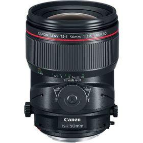 Canon TS-E 50mm f/2.8L lens