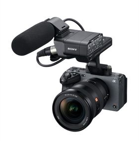 Sony FX3 Full-frame Cinema Line camera  **PRE-ORDER NOW**