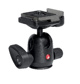 Manfrotto 494RC2 Mini Ball Tripod Head with RC2 Quick Release Plate