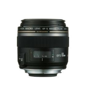 Canon 60mm F2.8 USM EF-S Macro