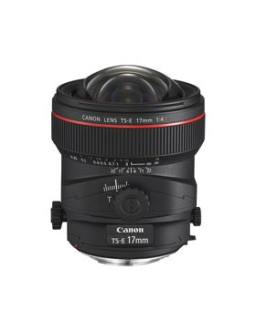 Canon TS-E 17mm F4 L