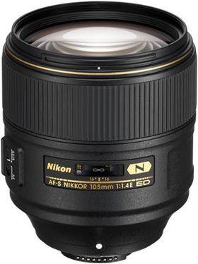 Nikkor AF-S 105mm f/1.4E ED
