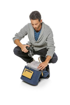 National Geographic Mediterranean camera sling bag