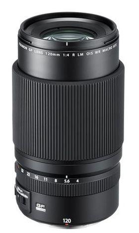 Fujifilm GF120mm F4 R LM OIS WR Macro