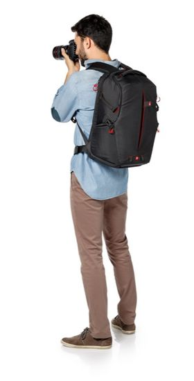 Manfrotto Pro Light camera backpack RedBee-210
